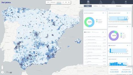 Claves por las que confían las empresas en el Geomarketing según inAtlas