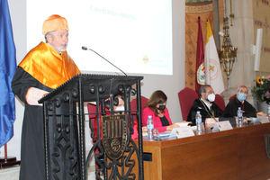 Clemente Polo, catedrático emérito de Economía de la Universitat Abat Oliba CEU.
