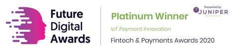 Las soluciones de seguridad para pago digital de G+D ganan dos premios Future Digital de Juniper Research