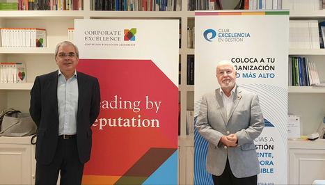 CorporateExcellence–Centre for Reputation Leadership y el Club Excelencia en Gestión firman un acuerdo de colaboración