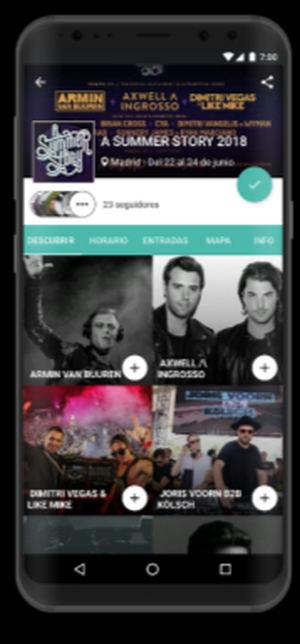 Clubberize se suma al festival de música electrónica A Summer Story 2018