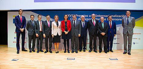 El Club de Exportadores defiende ante la ministra de Industria la necesidad de situar la internacionalización de la empresa española como una política de Estado