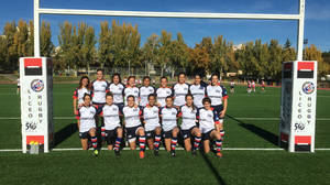 Alain Afflelou patrocina por segundo año consecutivo a la categoría femenina del Liceo Francés