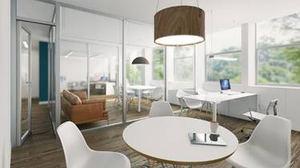 ¿Cómo diseñar una oficina de 50m2?