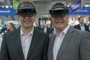 Cómo la realidad mixta impulsa una nueva visión en Mercedes-Benz Global Training
