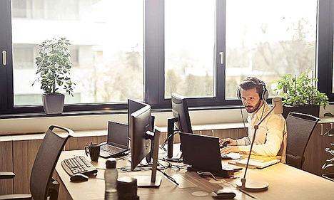 Cómo promover la prevención de riesgos laborales en oficinas según ELBS