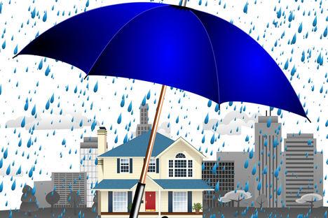 Cómo proteger tu casa y tu bolsillo del frío y de la lluvia