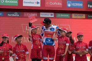 La 10ª edición de La Vuelta Junior Cofidis se celebrará en 2021
