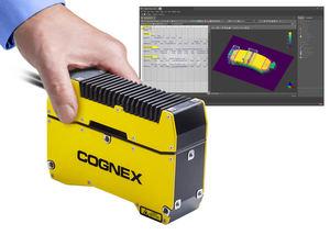 Cognex presenta el sistema de visión In-Sight® 3D-L4000