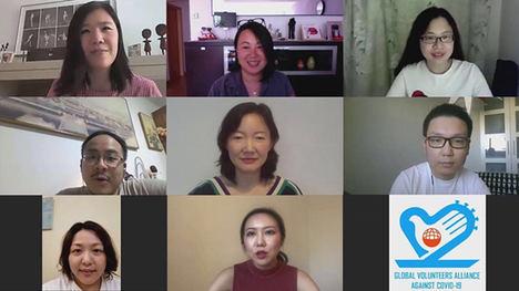 Colaboración entre doctores chinos y españoles gracias a la Alianza Global de Voluntarios