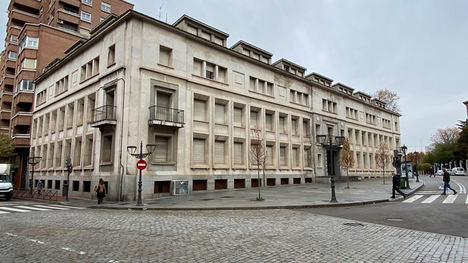 Sareb vende el antiguo Colegio El Salvador al Ayuntamiento de Valladolid por 6,8 millones