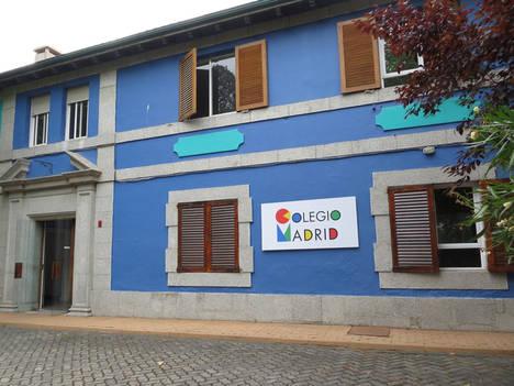 Colegio Madrid, nuevo centro colaborativo, urbanita e innovador, abre sus puertas en septiembre