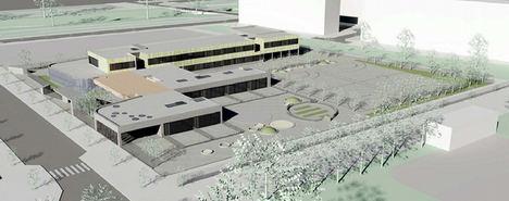 Lantania construirá el nuevo colegio de Villímar en Burgos
