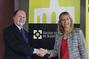 Acuerdo entre el Colegio de Mediadores de Seguros de Madrid y Loozend