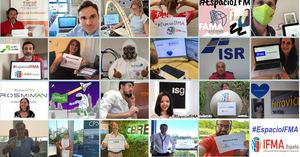 """Patrocinadores y Colaboradores califican como """"muy buena"""" la respuesta de IFMA España a sus asociados y al sector del FM español durante el confinamiento"""