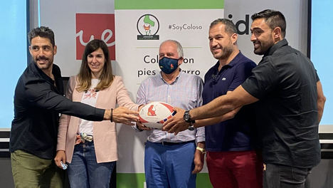 Coloso con Pies de Barro llega a España con paso firme