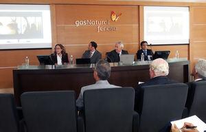 Umivale organiza junto a Gas Natural Fenosa su comisión sectorial energética para analizar la evolución del sector