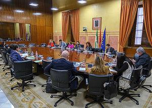 Comisión Parlamentaria.