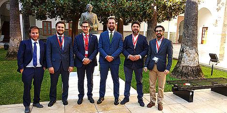 AJE Andalucía comparece en el Parlamento de Andalucía para valorar el Proyecto de Ley del Presupuesto de la Comunidad Autónoma de Andalucía para el año 2020