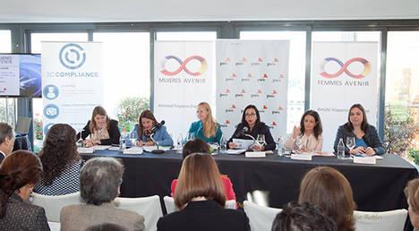 La Asociación de Amistad Hispano – Francesa MUJERES AVENIR debate sobre Compliance y ética: el riesgo y las consecuencias penales de infringir la ley para las empresas