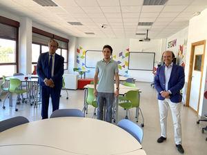 La Comunidad de Madrid felicita al alumno con la mejor nota en la EVAU