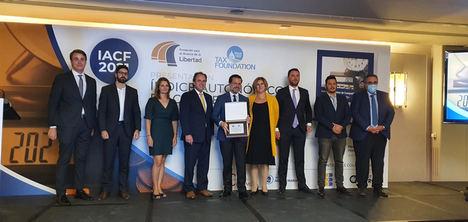 La Comunidad de Madrid lidera por segundo año consecutivo el ránking de competitividad fiscal en España