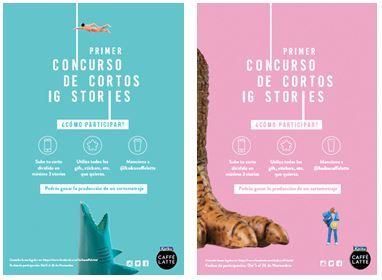 Se inaugura el primer Festival de Cortos en Instagram Stories