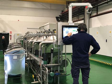 Conde de Benalúa, pionera en la digitalización oleícola con la implantación de la «Almazara Conectada 4.0»