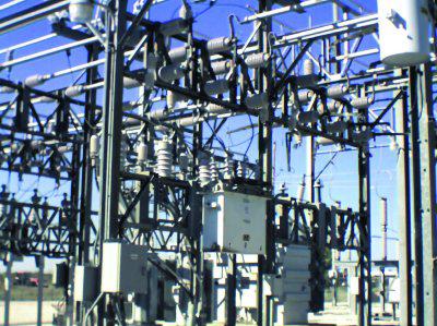 Conexiones en la transmisión eléctrica