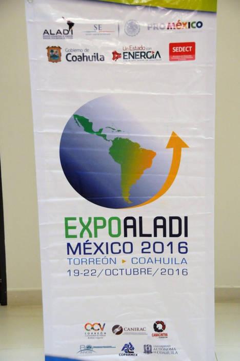 Presentan Expo Aladi México 2016