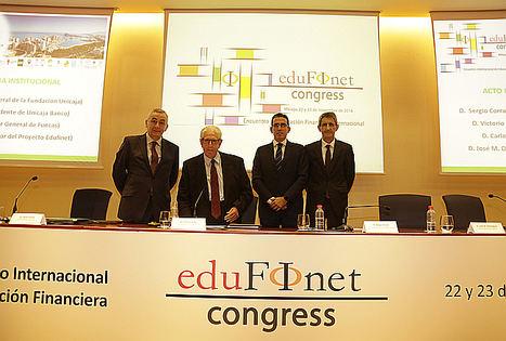 Concluye el Congreso Internacional de Educación Financiera de Edufinet