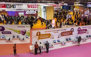 IFEMA volverá a acoger el Congreso de Oncología ESMO 2017