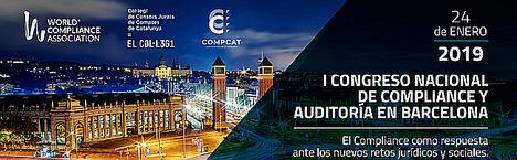 Barcelona acogerá el 1º Congreso Nacional de Compliance y Auditoría