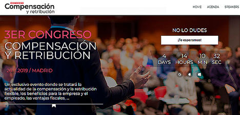Madrid acoge el tercer Congreso de Compensación y Retribución