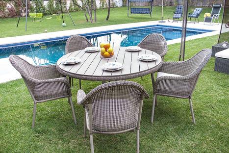 Aumenta más de un 60% la demanda de productos para la decoración y el cuidado del jardín este verano