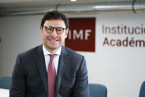 Conrado Briceño,  Consejero Delegado (CEO) en IMF.