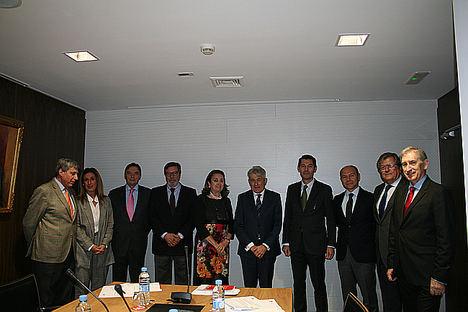 Constituido el consejo consultivo del Índice de Competitividad Regional (ICREG), coordinado por el Consejo General de Economistas