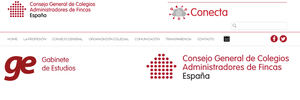 La norma aprobada recoge propuestas de los administradores de fincas colegiados