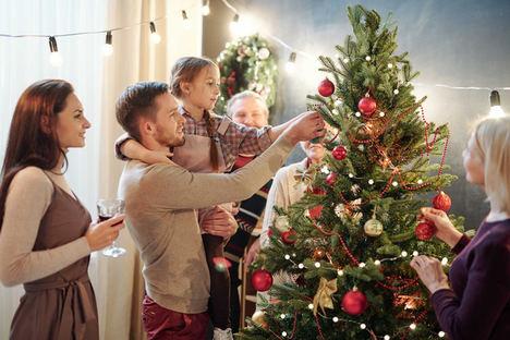 Consejos para disfrutar de unas Navidades seguras en familia