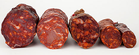 El Consorcio del Chorizo Español etiquetó en el cuarto trimestre de 2018, bajo su marca, más de medio millón de kilos de chorizo