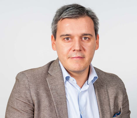 Constantino Perea, nuevo director territorial del área Centro de Asepeyo