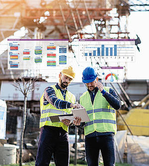 Robótica, construcción modular y contratos basados en el rendimiento, claves para la industria de la construcción en 2017