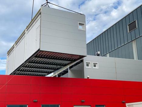 La construcción modular off-site, un sistema cada vez más demandado