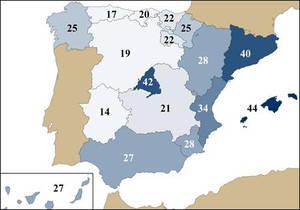 Construcción y comercio, los sectores que crean más empresas en España en el inicio de 2017
