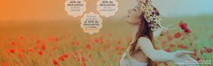 Contante lanza 'Renacer', la nueva campaña primaveral que ofrece descuentos de hasta el 40%
