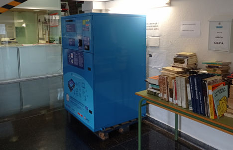 La prueba piloto de contenedores inteligentes de Recyclia confirma que recompensar a los ciudadanos favorece la reutilización de aparatos
