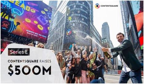 Contentsquare planea 1.500 contrataciones a nivel mundial y abrirá oficinas en Madrid y Barcelona