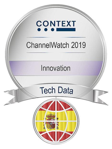 Context premia a Tech Data como mejor mayorista de España en la categoría de Innovación