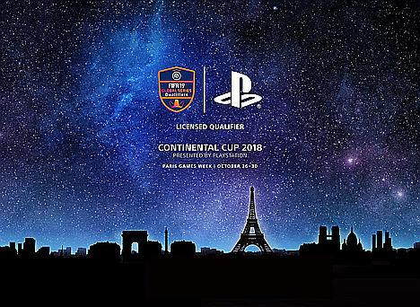 PlayStation® presenta Continental Cup 2018, la primera competición oficial de eSports de FIFA 19