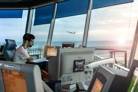Los vuelos gestionados por ENAIRE en julio se recuperan significativamente respecto a los meses anteriores de la pandemia